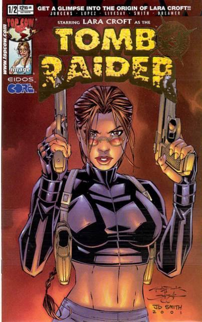 Tomb Raider (1999) no. One Half - Used