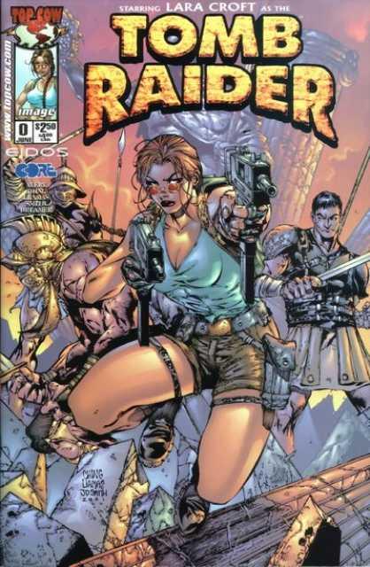 Tomb Raider (1999) no. 0 - Used