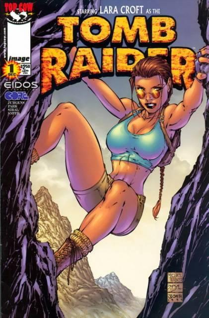 Tomb Raider (1999) no. 1 - Used