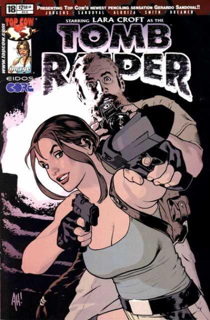 Tomb Raider (1999) no. 18 - Used