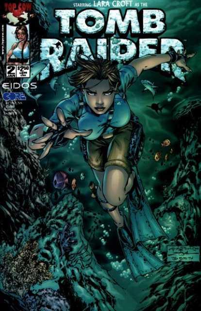 Tomb Raider (1999) no. 2 - Used