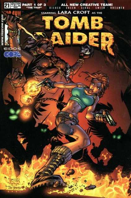 Tomb Raider (1999) no. 21 - Used