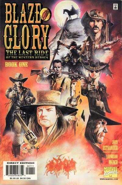 Blaze of Glory (2000) Complete Bundle - Used
