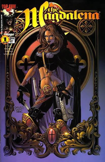 Magdalena (2000) Complete Bundle - Used
