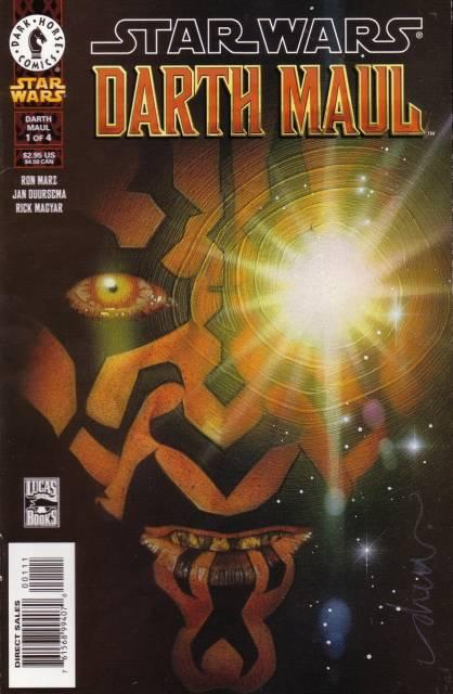 Star Wars Darth Maul (2000) Complete Bundle - Used