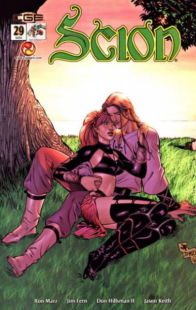2002 CrossGen Scion Nr.3 Infinity Verlag