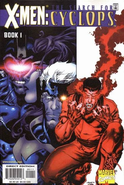 X-Men: The Search for Cyclops (2000) Complete Bundle - Used