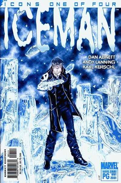 Iceman (2001) Complete Bundle - Used