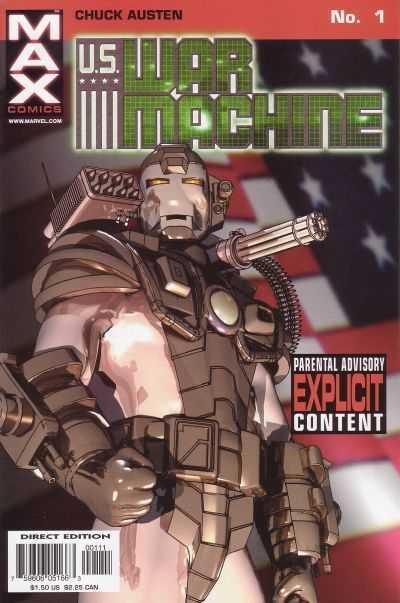 US War Machine (2001) Complete Bundle - Used