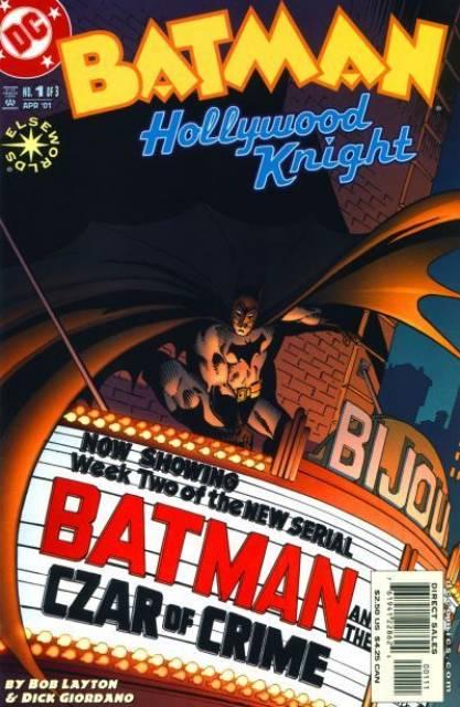Batman: Hollywood Knight (2001) Complete Bundle - Used