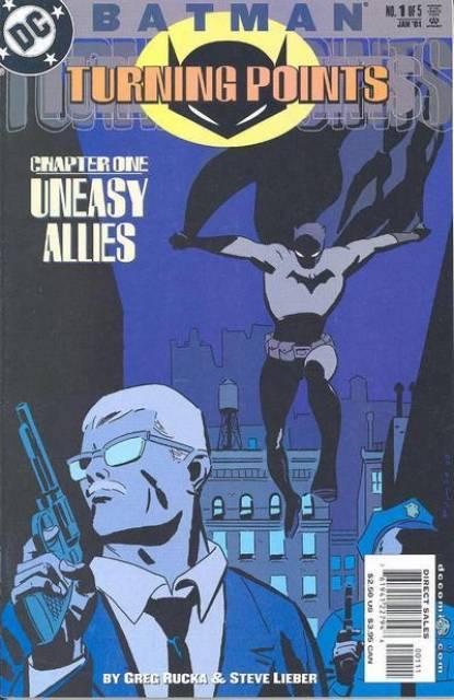 Batman: Turning Points (2001) Complete Bundle - Used