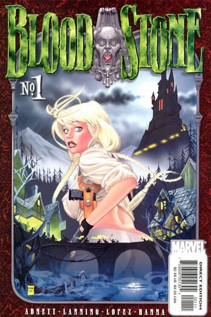 Bloodstone (2001) Complete Bundle - Used