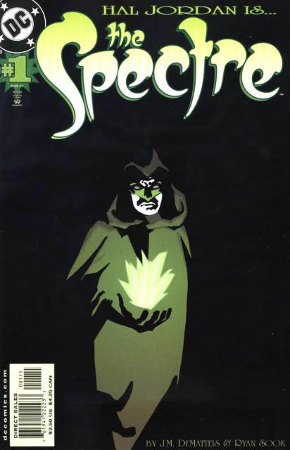The Spectre (2001) no. 1 - Used