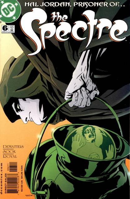 The Spectre (2001) no. 6 - Used