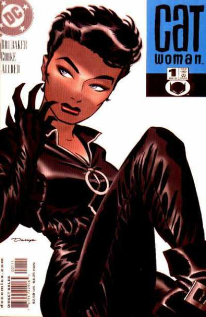 Catwoman (2002) no. 1 - Used