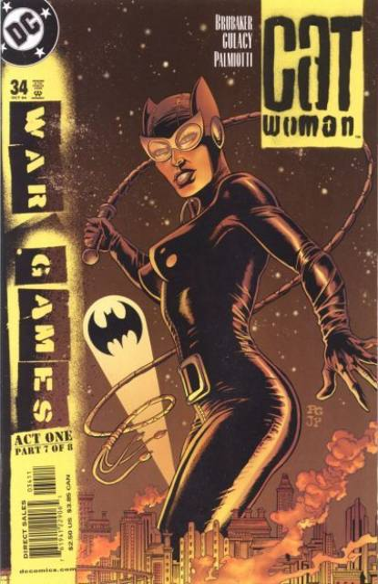 Catwoman (2002) no. 34 - Used