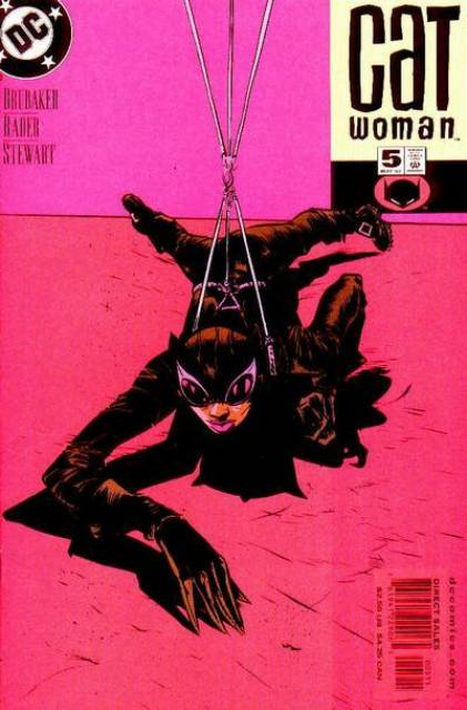 Catwoman (2002) no. 5 - Used