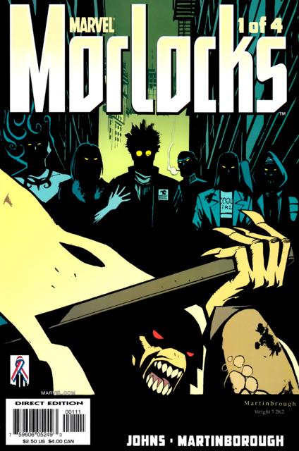 Morlocks (2002) Complete Bundle - Used
