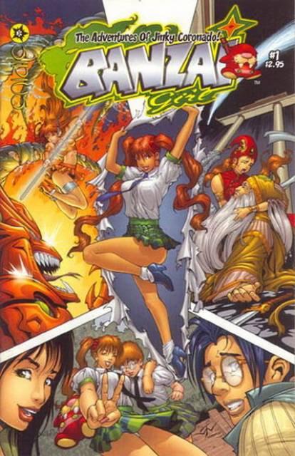 Banzai Girl (2002) Complete Bundle - Used