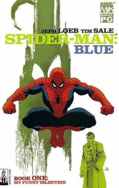 Spider-Man Blue (2002) Complete Bundle - Used
