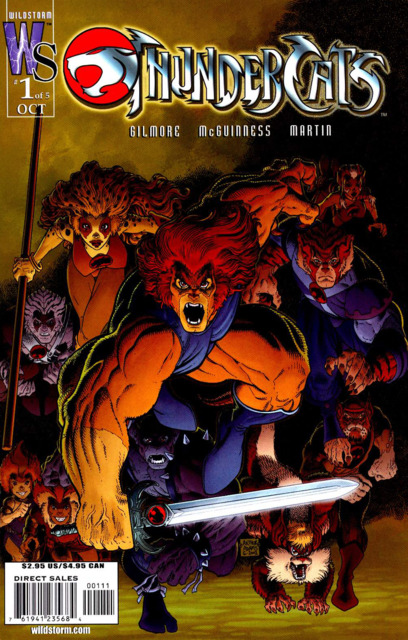 Thundercats (2002) Complete Bundle - Used
