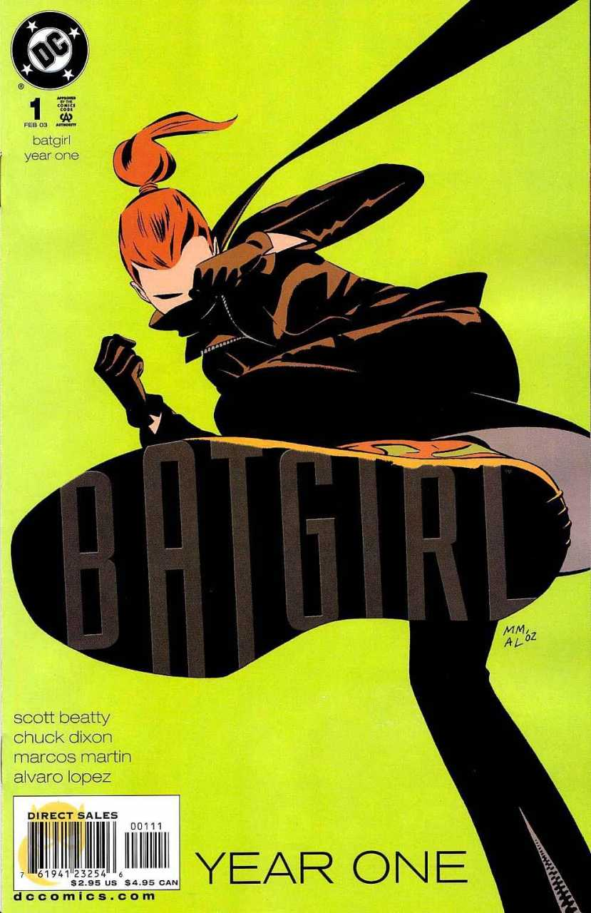 Batgirl Year One (2003) Complete Bundle - Used
