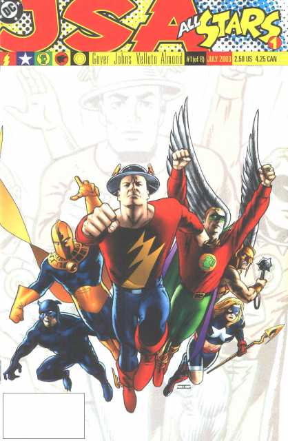 JSA All Stars (2003) Complete Bundle - Used