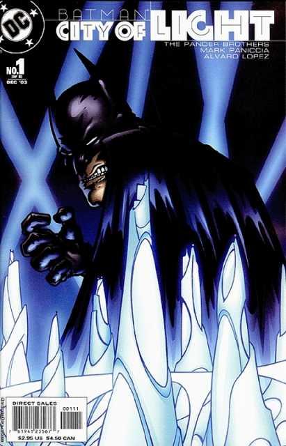 Batman City of Light (2003) Complete Bundle - Used