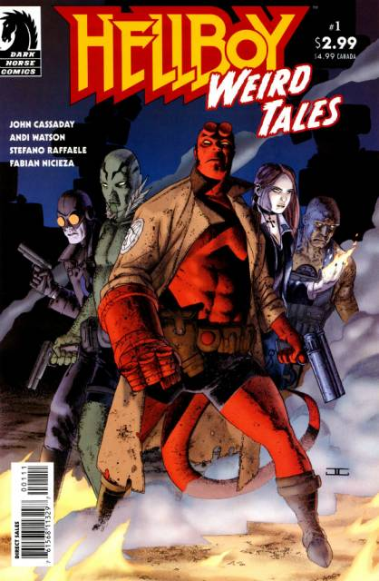 Hellboy Weird Tales (2003) Complete Bundle - Used