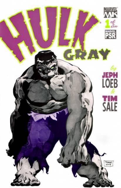 Hulk Gray (2003) Complete Bundle - Used