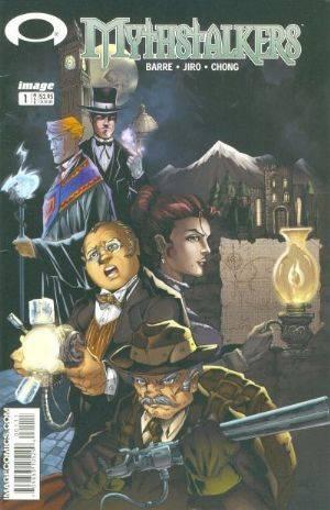 Mythstalkers (2003) Complete Bundle - Used