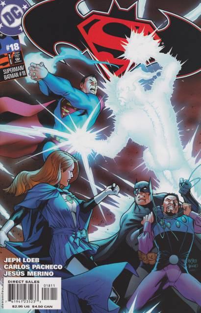 Superman Batman (2003) no. 18 - Used
