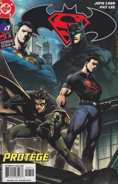 Superman Batman (2003) no. 7 - Used
