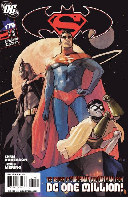Superman Batman (2003) no. 79 - Used