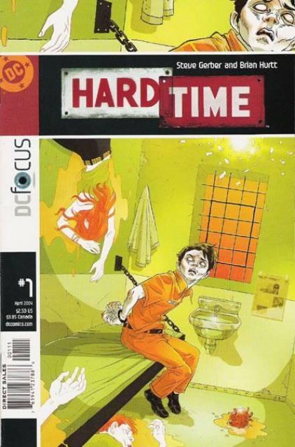 Hard Time (2004) Complete Bundle - Used