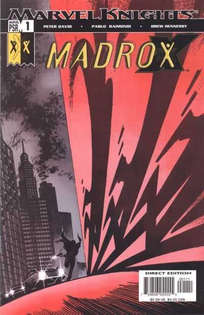 Madrox (2004) Complete Bundle - Used