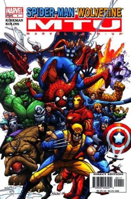 Marvel team-Up (2004) no. 1 - Used