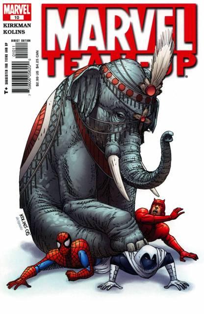 Marvel team-Up (2004) no. 10 - Used