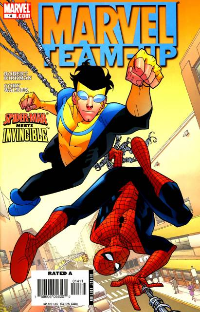 Marvel team-Up (2004) no. 14 - Used