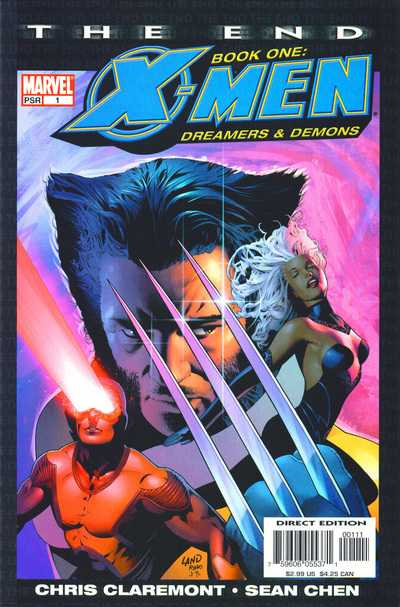 X-Men The End: Book 1: Dreamers and Demons (2004) Complete Bundle - Used