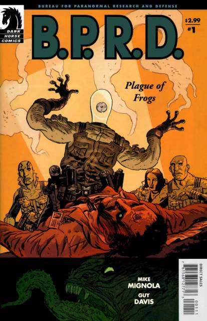 BPRD Plague of Frogs (2004) Complete Bundle - Used