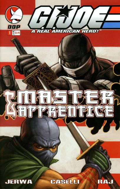 GI Joe Master and Apprentice (2004) Complete Bundle - Used