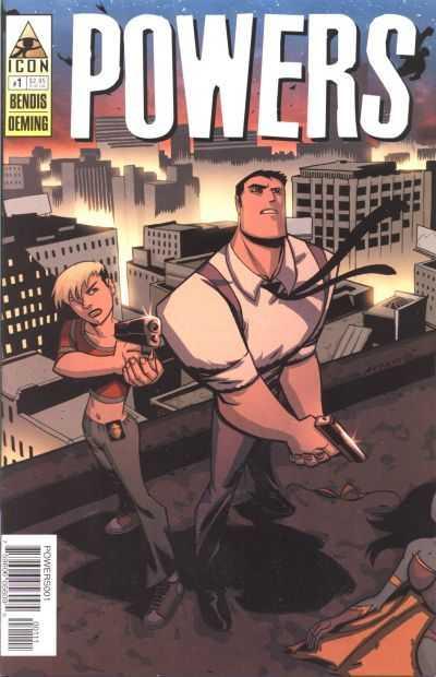 Powers (2004) no. 1 - Used