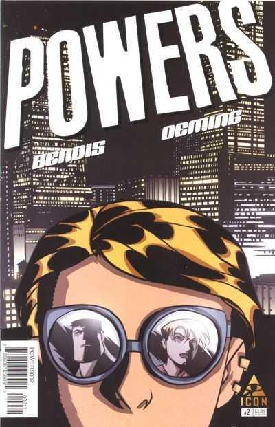 Powers (2004) no. 2 - Used