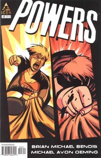 Powers (2004) no. 3 - Used