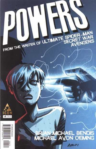 Powers (2004) no. 4 - Used