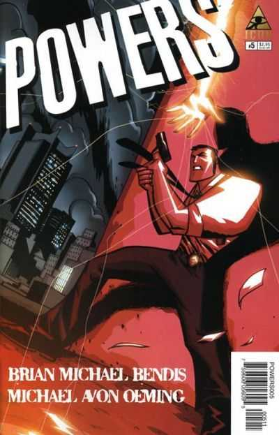 Powers (2004) no. 5 - Used