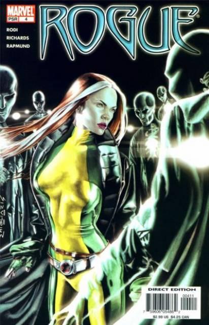 Rogue (2004) no. 4 - Used