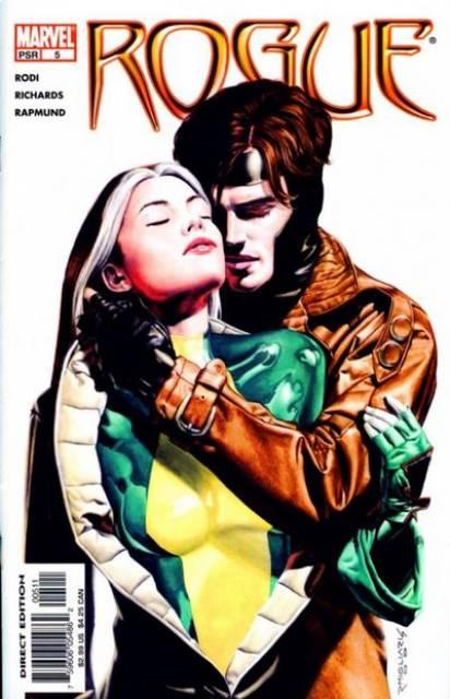 Rogue (2004) no. 5 - Used