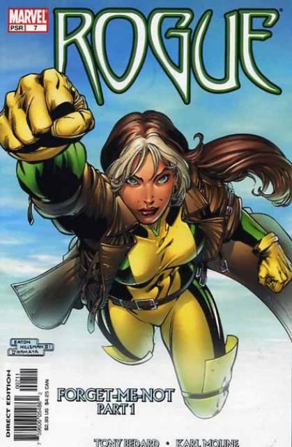 Rogue (2004) no. 7 - Used